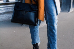Sock Boots Mango Coccinelle b14 tote bag