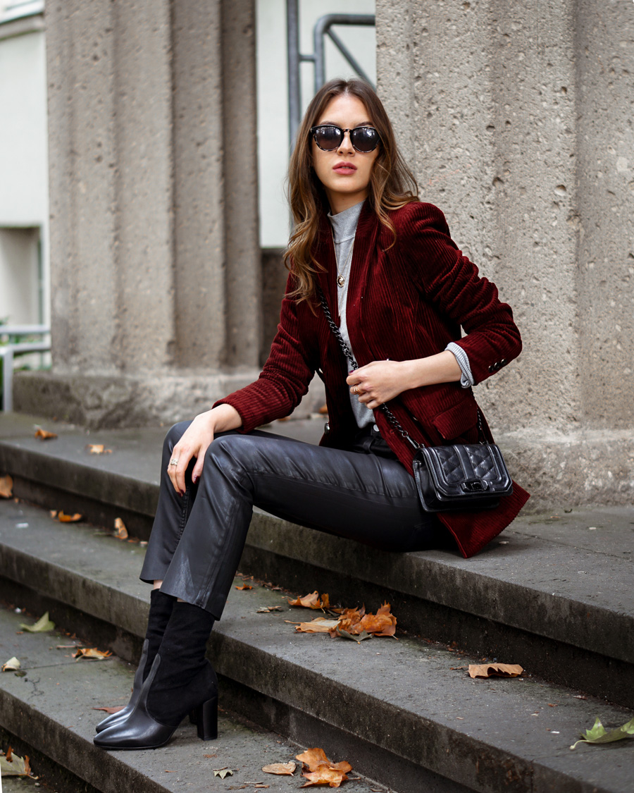 Cord-Blazer-Outfit-9-1 Corduroy Blazer Outfit: A Modern Look